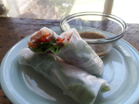 Pickles Eh Dilly Carrot Cold Salad Rolls