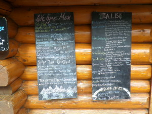 lake agnes tea house menu